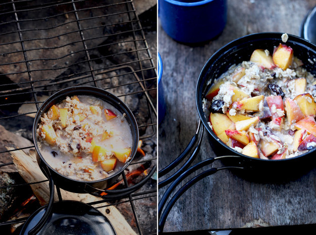 6 Tips to keep foods fresh during camping